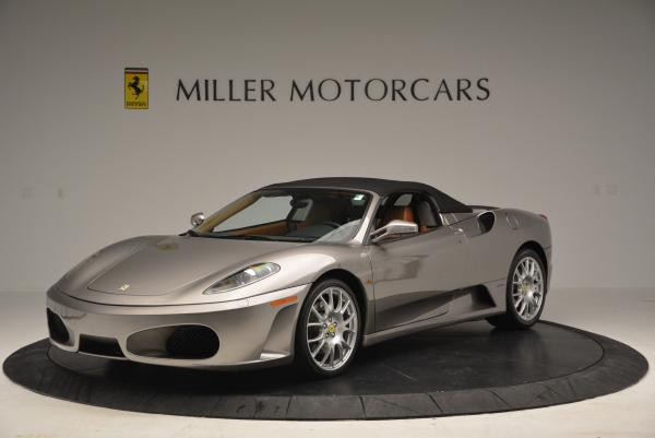 Used 2005 Ferrari F430 Spider 6-Speed Manual for sale Sold at Maserati of Greenwich in Greenwich CT 06830 13
