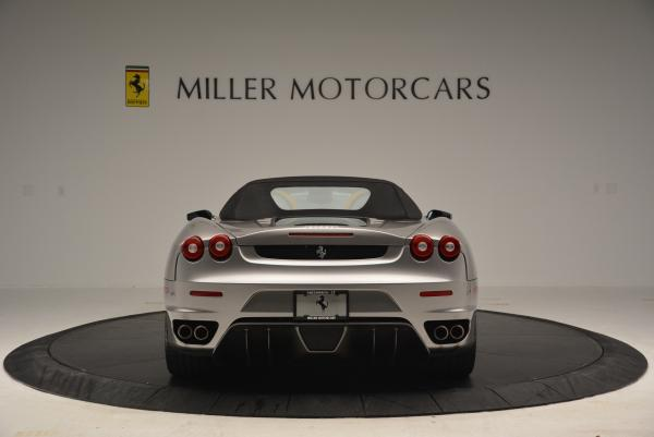 Used 2005 Ferrari F430 Spider 6-Speed Manual for sale Sold at Maserati of Greenwich in Greenwich CT 06830 18