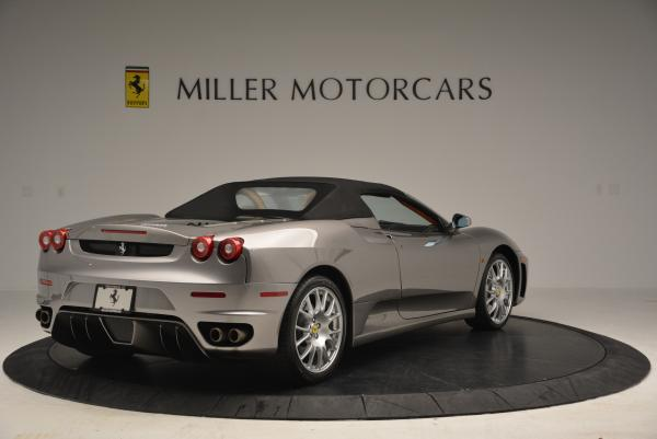 Used 2005 Ferrari F430 Spider 6-Speed Manual for sale Sold at Maserati of Greenwich in Greenwich CT 06830 19