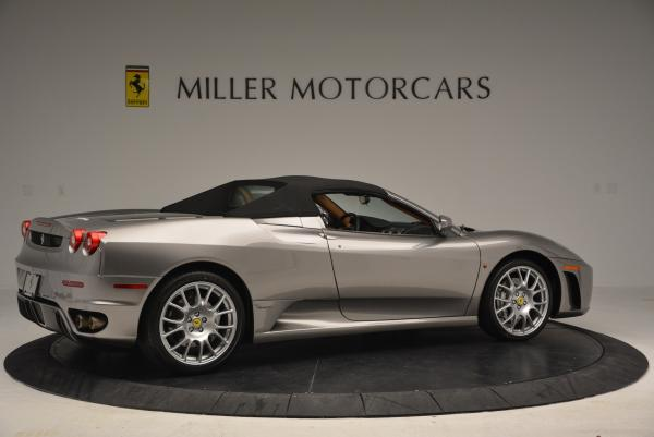 Used 2005 Ferrari F430 Spider 6-Speed Manual for sale Sold at Maserati of Greenwich in Greenwich CT 06830 20