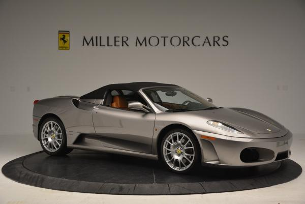 Used 2005 Ferrari F430 Spider 6-Speed Manual for sale Sold at Maserati of Greenwich in Greenwich CT 06830 22