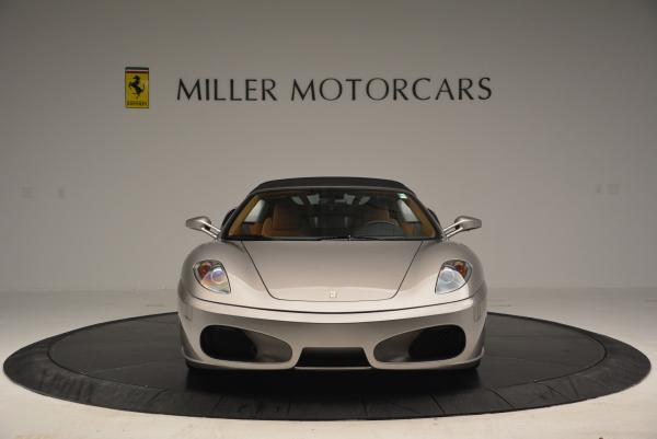 Used 2005 Ferrari F430 Spider 6-Speed Manual for sale Sold at Maserati of Greenwich in Greenwich CT 06830 24