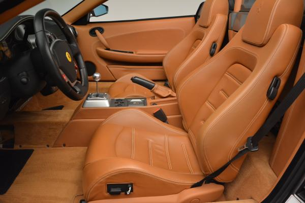 Used 2005 Ferrari F430 Spider 6-Speed Manual for sale Sold at Maserati of Greenwich in Greenwich CT 06830 26