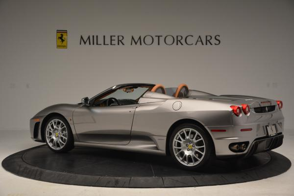 Used 2005 Ferrari F430 Spider 6-Speed Manual for sale Sold at Maserati of Greenwich in Greenwich CT 06830 4