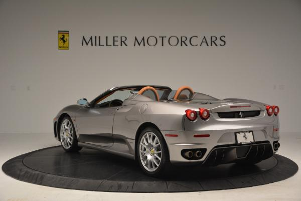 Used 2005 Ferrari F430 Spider 6-Speed Manual for sale Sold at Maserati of Greenwich in Greenwich CT 06830 5