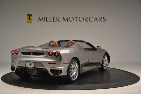 Used 2005 Ferrari F430 Spider 6-Speed Manual for sale Sold at Maserati of Greenwich in Greenwich CT 06830 7