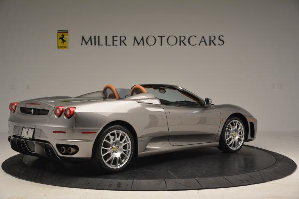 Used 2005 Ferrari F430 Spider 6-Speed Manual for sale Sold at Maserati of Greenwich in Greenwich CT 06830 8