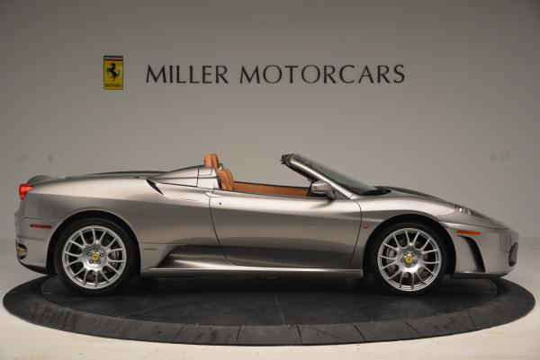 Used 2005 Ferrari F430 Spider 6-Speed Manual for sale Sold at Maserati of Greenwich in Greenwich CT 06830 9