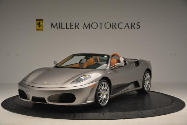 Used 2005 Ferrari F430 Spider 6-Speed Manual for sale Sold at Maserati of Greenwich in Greenwich CT 06830 1