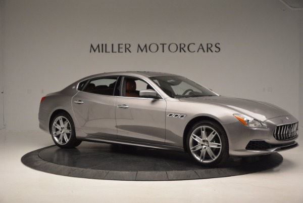New 2017 Maserati Quattroporte S Q4 GranLusso for sale Sold at Maserati of Greenwich in Greenwich CT 06830 10