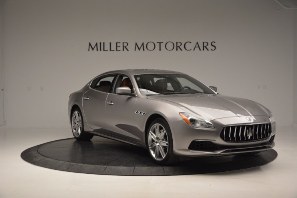 New 2017 Maserati Quattroporte S Q4 GranLusso for sale Sold at Maserati of Greenwich in Greenwich CT 06830 11