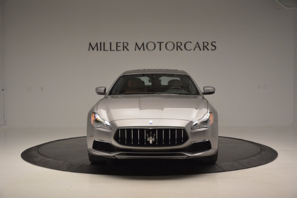 New 2017 Maserati Quattroporte S Q4 GranLusso for sale Sold at Maserati of Greenwich in Greenwich CT 06830 12