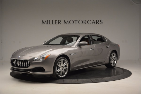 New 2017 Maserati Quattroporte S Q4 GranLusso for sale Sold at Maserati of Greenwich in Greenwich CT 06830 2