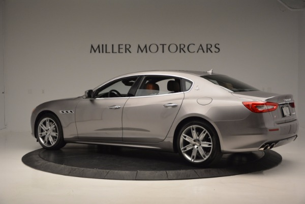 New 2017 Maserati Quattroporte S Q4 GranLusso for sale Sold at Maserati of Greenwich in Greenwich CT 06830 4