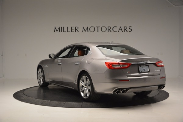New 2017 Maserati Quattroporte S Q4 GranLusso for sale Sold at Maserati of Greenwich in Greenwich CT 06830 5