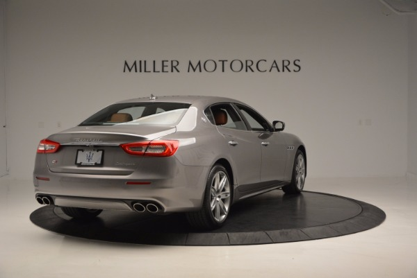 New 2017 Maserati Quattroporte S Q4 GranLusso for sale Sold at Maserati of Greenwich in Greenwich CT 06830 7