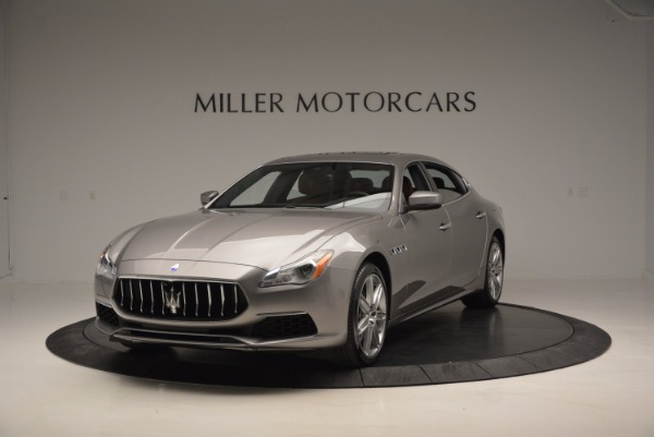 New 2017 Maserati Quattroporte S Q4 GranLusso for sale Sold at Maserati of Greenwich in Greenwich CT 06830 1