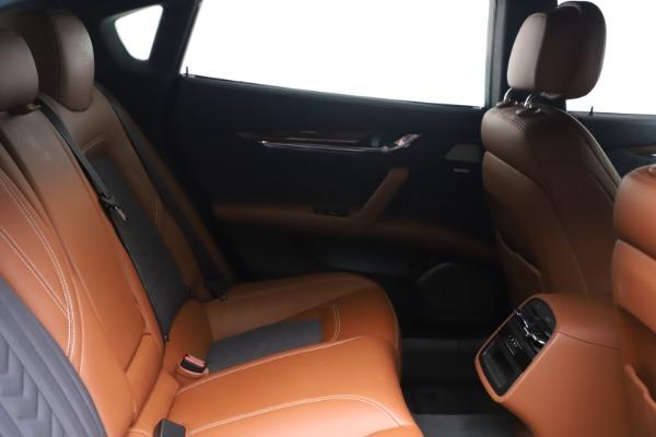 Used 2017 Maserati Quattroporte SQ4 GranLusso/ Zegna for sale $62,900 at Maserati of Greenwich in Greenwich CT 06830 23