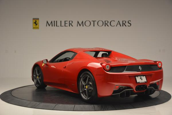 Used 2013 Ferrari 458 Spider for sale Sold at Maserati of Greenwich in Greenwich CT 06830 17