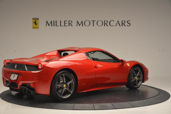Used 2013 Ferrari 458 Spider for sale Sold at Maserati of Greenwich in Greenwich CT 06830 20