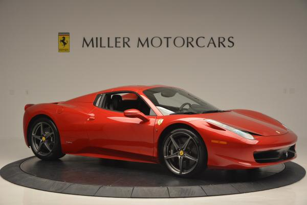 Used 2013 Ferrari 458 Spider for sale Sold at Maserati of Greenwich in Greenwich CT 06830 22