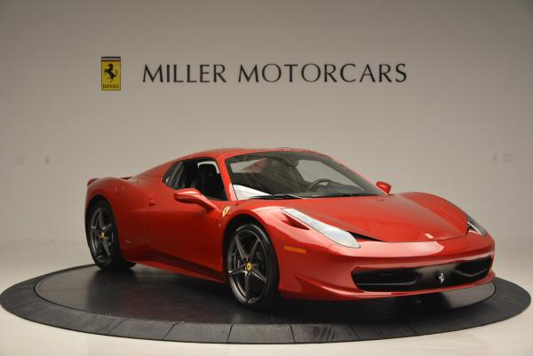 Used 2013 Ferrari 458 Spider for sale Sold at Maserati of Greenwich in Greenwich CT 06830 23