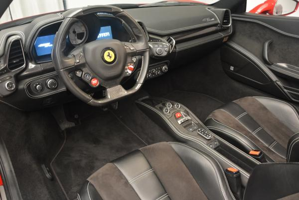 Used 2013 Ferrari 458 Spider for sale Sold at Maserati of Greenwich in Greenwich CT 06830 25