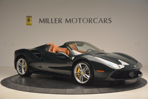 Used 2016 Ferrari 488 Spider for sale Sold at Maserati of Greenwich in Greenwich CT 06830 10