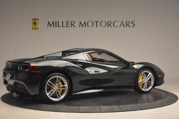 Used 2016 Ferrari 488 Spider for sale Sold at Maserati of Greenwich in Greenwich CT 06830 20