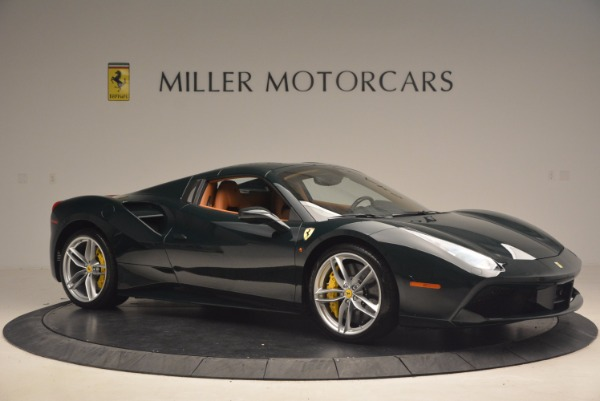 Used 2016 Ferrari 488 Spider for sale Sold at Maserati of Greenwich in Greenwich CT 06830 22