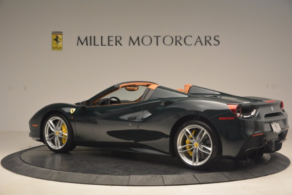 Used 2016 Ferrari 488 Spider for sale Sold at Maserati of Greenwich in Greenwich CT 06830 4