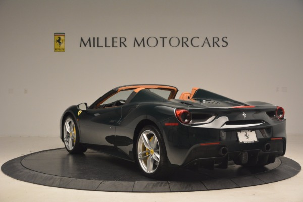 Used 2016 Ferrari 488 Spider for sale Sold at Maserati of Greenwich in Greenwich CT 06830 5
