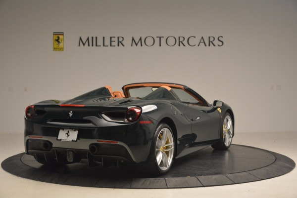 Used 2016 Ferrari 488 Spider for sale Sold at Maserati of Greenwich in Greenwich CT 06830 7