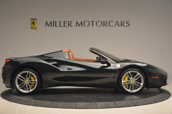 Used 2016 Ferrari 488 Spider for sale Sold at Maserati of Greenwich in Greenwich CT 06830 9