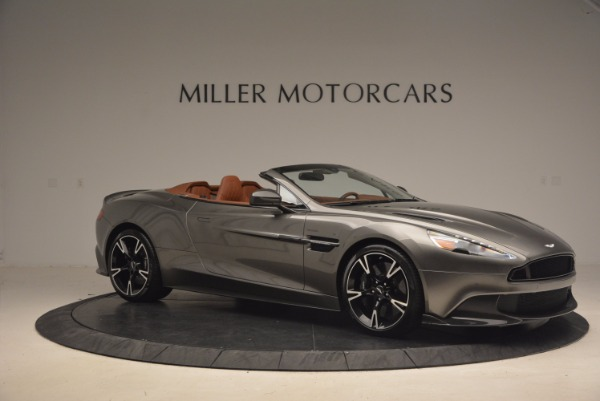 Used 2018 Aston Martin Vanquish S Convertible for sale Sold at Maserati of Greenwich in Greenwich CT 06830 10