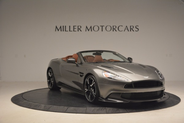 Used 2018 Aston Martin Vanquish S Convertible for sale Sold at Maserati of Greenwich in Greenwich CT 06830 11