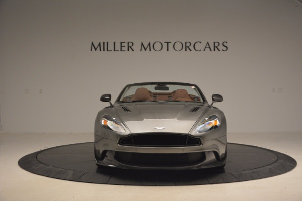 Used 2018 Aston Martin Vanquish S Convertible for sale Sold at Maserati of Greenwich in Greenwich CT 06830 12