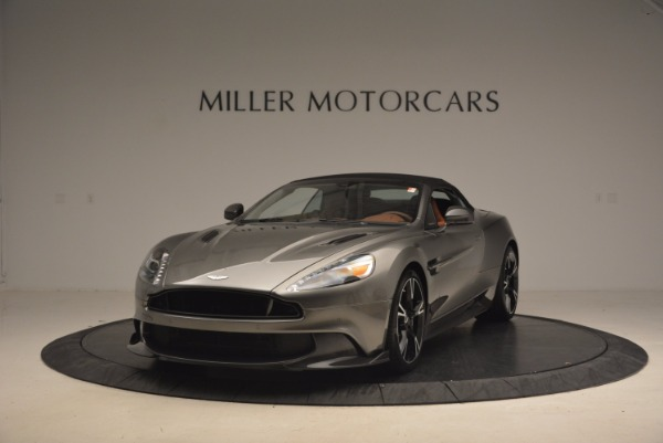 Used 2018 Aston Martin Vanquish S Convertible for sale Sold at Maserati of Greenwich in Greenwich CT 06830 13