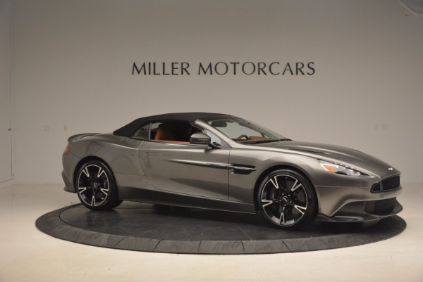 Used 2018 Aston Martin Vanquish S Convertible for sale Sold at Maserati of Greenwich in Greenwich CT 06830 17