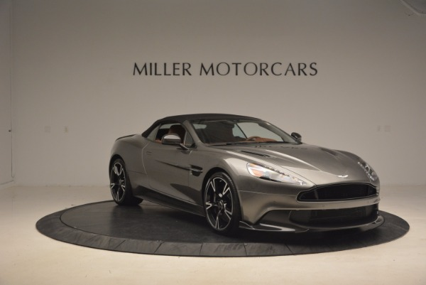 Used 2018 Aston Martin Vanquish S Convertible for sale Sold at Maserati of Greenwich in Greenwich CT 06830 18