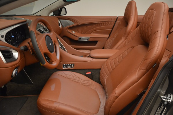 Used 2018 Aston Martin Vanquish S Convertible for sale Sold at Maserati of Greenwich in Greenwich CT 06830 19