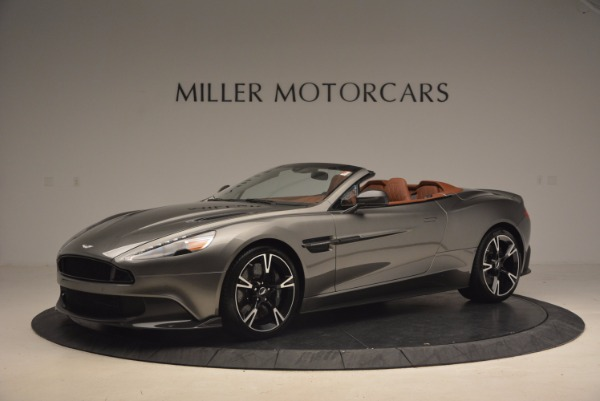 Used 2018 Aston Martin Vanquish S Convertible for sale Sold at Maserati of Greenwich in Greenwich CT 06830 2