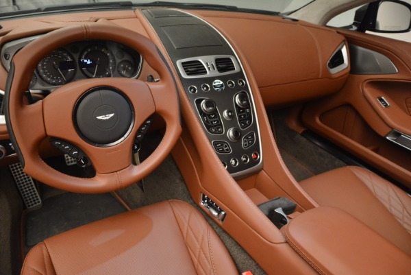 Used 2018 Aston Martin Vanquish S Convertible for sale Sold at Maserati of Greenwich in Greenwich CT 06830 20