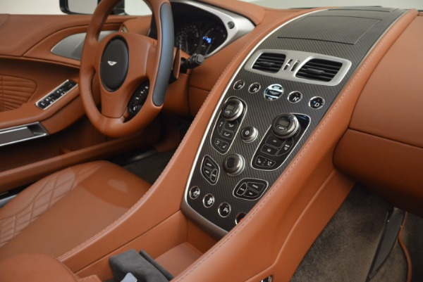 Used 2018 Aston Martin Vanquish S Convertible for sale Sold at Maserati of Greenwich in Greenwich CT 06830 24