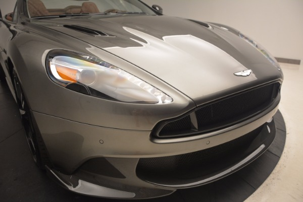 Used 2018 Aston Martin Vanquish S Convertible for sale Sold at Maserati of Greenwich in Greenwich CT 06830 28