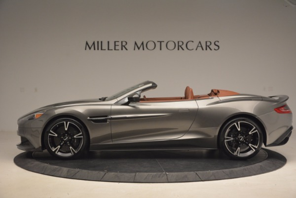 Used 2018 Aston Martin Vanquish S Convertible for sale Sold at Maserati of Greenwich in Greenwich CT 06830 3