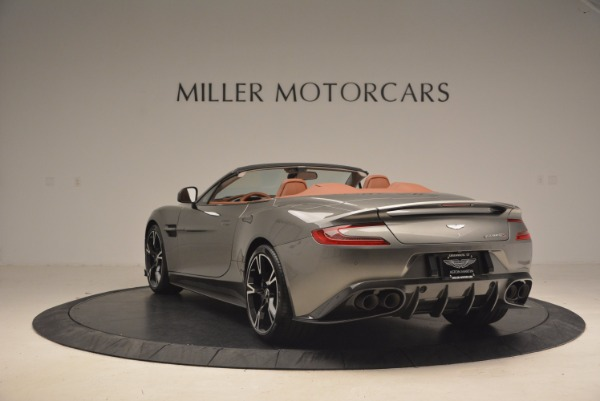 Used 2018 Aston Martin Vanquish S Convertible for sale Sold at Maserati of Greenwich in Greenwich CT 06830 5