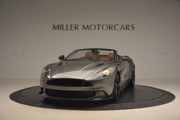Used 2018 Aston Martin Vanquish S Convertible for sale Sold at Maserati of Greenwich in Greenwich CT 06830 1