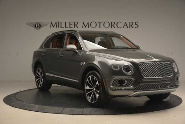 New 2018 Bentley Bentayga for sale Sold at Maserati of Greenwich in Greenwich CT 06830 11