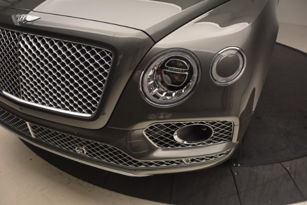 New 2018 Bentley Bentayga for sale Sold at Maserati of Greenwich in Greenwich CT 06830 14